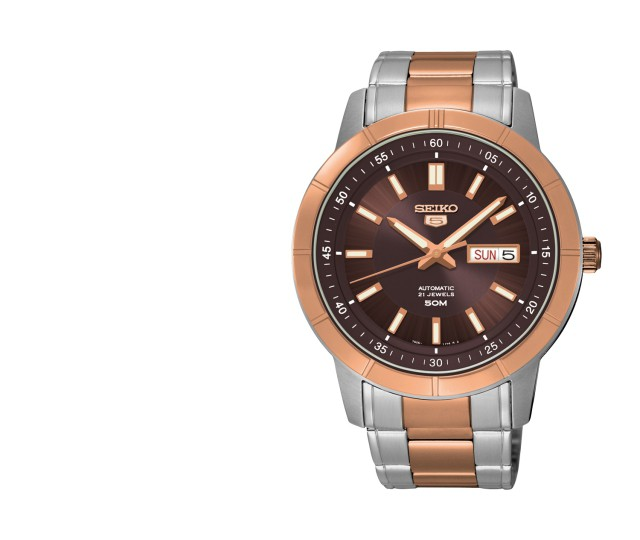 Seiko 5 for Men
